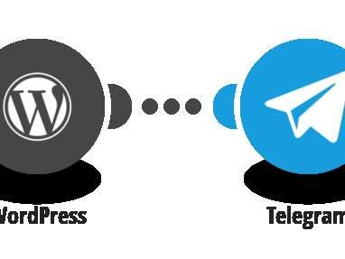 WordPress malware using the Telegram API