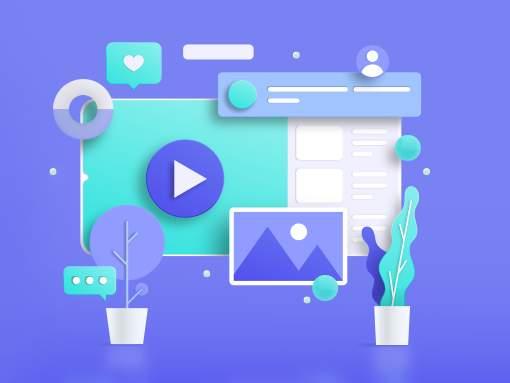 Adding interactive content to WordPress