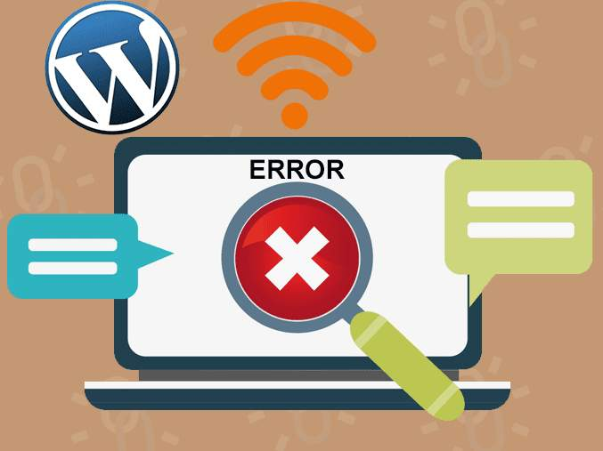 The Update or Published Failed Error in WordPress and how to fix it