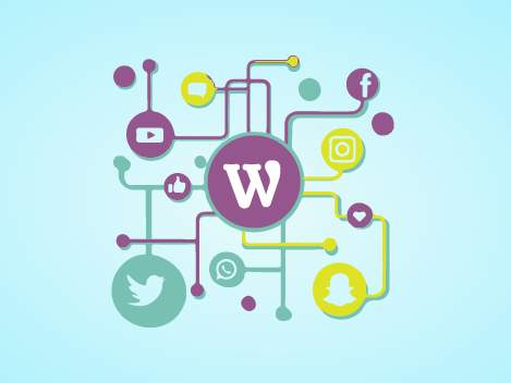How to utilise social media on your WordPress site?