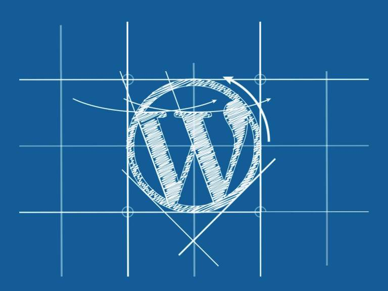 Building a website from scratch with WordPress